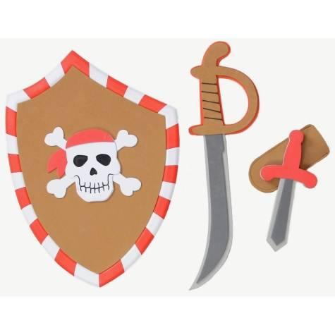 14590 EVA Pirate Set
