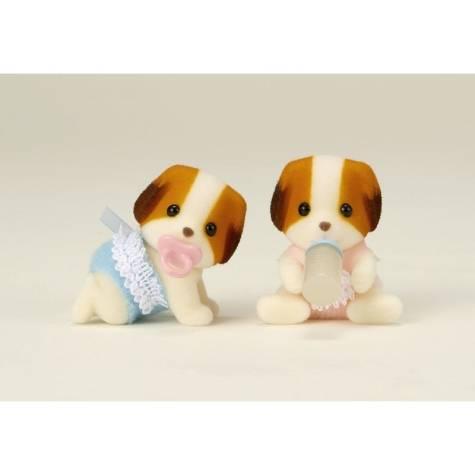 3241 Chiffon Dog Twins