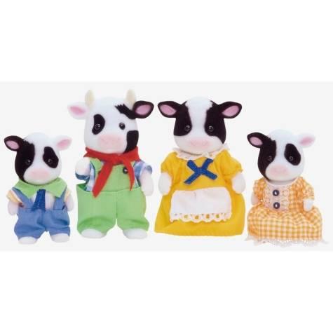 3555_friesian_cow_family